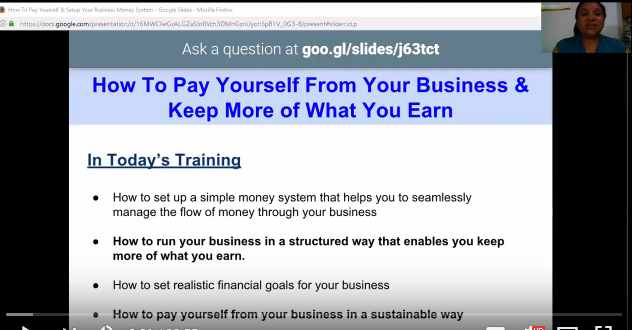 how to pay yourself from your business canada